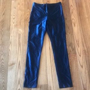 Navy Blue American Apparel Disco Pants
